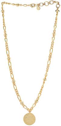 Gorjana Banks Coin Necklace