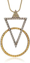 """House Of Harlow Nadia Pendant Necklace, 31"""""""