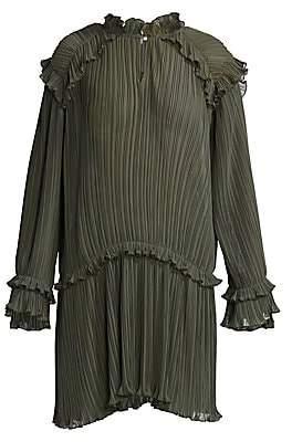 Kenzo Women's Micro-Pleated Dress