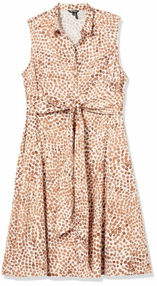 Nic+Zoe Women's Petite Kiss Shirt Dress