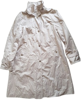 Basler Beige Trench Coat for Women