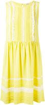 P.A.R.O.S.H. sleeveless sun dress - women - Silk/Cotton/Nylon/Acetate - XS