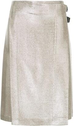 macgraw Compass wrap skirt