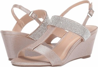 Paradox London Pink Women's Jacey Champagne 7 M