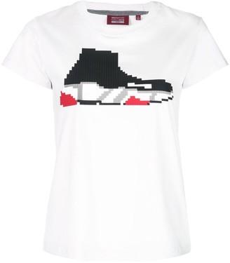 Mostly Heard Rarely Seen 8-Bit Speed Runner T-shirt