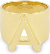 Chloé Alphabet A ring