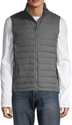 Saks Fifth Avenue Down-Filled Puffer Vest