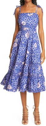Ulla Johnson Eryn Print Sundress