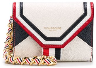 Thom Browne Continental Wallet