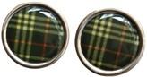 Burberry Silver Metal Cufflinks
