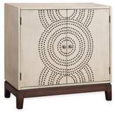 Stein World Sona Accent Cabinet in Parchment
