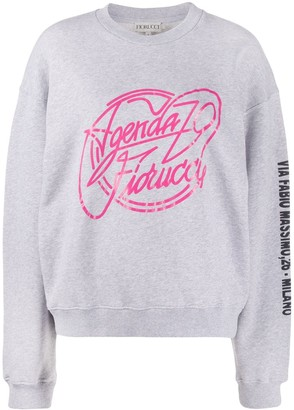 Fiorucci Agenda 79 relaxed-fit sweatshirt