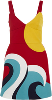 RED Valentino Sun and Wave Dress