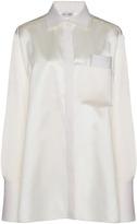 Dice Kayek Oversized Long Sleeve Shirt