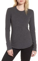 James Perse Women's Brushed Jersey Tee