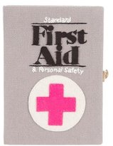 Olympia Le-Tan First Aid Book Clutch
