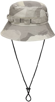 New Era Cotton Camo Adventurer Bucket Hat