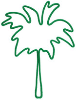 Charlie & June Palm Tree Wall Decoration