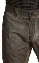 John Varvatos Slim Fit Canvas Pants