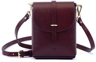Atelier Hiva Astrum Leather Bag Burgundy