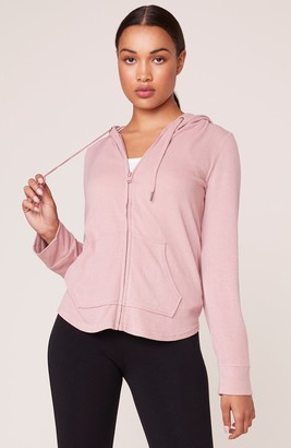 BB Dakota Good Feeling Zip Front Hoodie