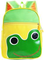 Happy Cherry Kid Backpack, Baby Boys Girls Toddler Pre School Bags,Frog