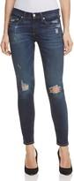 Rag & Bone Skinny Crop Jeans in Collette