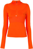 adidas by Stella McCartney fitted sport jacket