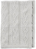 Carter's Cable-Knit Cotton Blanket, Baby Boys & Girls (0-24 months)