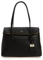 Kate Spade Carter Street - Laurelle Leather Tote - Black