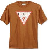 GUESS Men's Classic Logo Graphic-Print T-Shirt