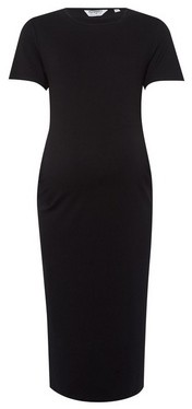 Dorothy Perkins Womens **Dp Maternity Black Bodycon Dress, Black