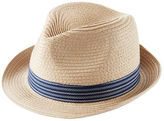 Carter's Striped Fedora