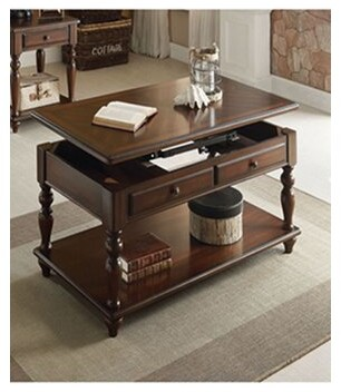 Darby Home Co Fabrizia Lift Top Coffee Table with Storage