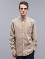 Norse Projects Osvald Brushed L/S Shirt