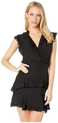 Parker Tangia Dress (Black) Women's Dress