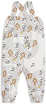 Mini Rodini Music Baby Brace Onesie