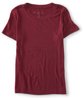 Aeropostale Womens Slim Fit Crew Tee Shirt