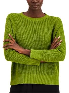 Eileen Fisher Crewneck Sweater, Regular & Petite