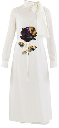 Valentino Cosmos dress