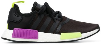 adidas NMD_R1 neon detailed sneakers