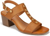 White Mountain Leather Dress Sandals - Larkin