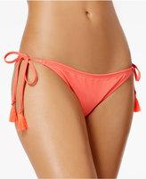 Vince Camuto Studded String Bikini Bottoms