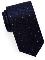 HUGO Mixed Pattern Silk Tie