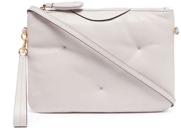 Anya Hindmarch 'Chubby' quilted nappa leather crossbody bag