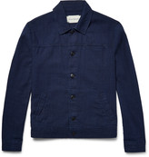 Oliver Spencer Buffalo Denim Jacket