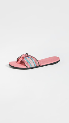 Havaianas You St. Tropez Fita Flip Flops