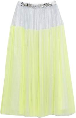 DELPOZO Long skirts - Item 35422187QO