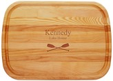 The Well Appointed House Large Personalized Oars Cutting Board