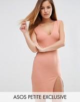 Asos Bodycon Mini Dress with Thigh Split
